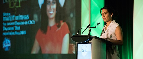6 Entrepreneurial Lessons from New Dragon Manjit Minhas