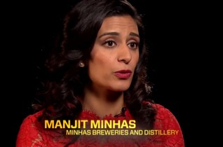 Manjit speaks on becoming a dragon on Dragons' Den