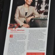 Manjit Minhas Top 40 Under 40 Calgary INC