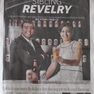 Ravinder & Manjit Minhas People Calgary Article