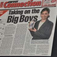 Manjit Minhas Sun Career Connection Entrepreneurship - Taking on the BIG BOYS