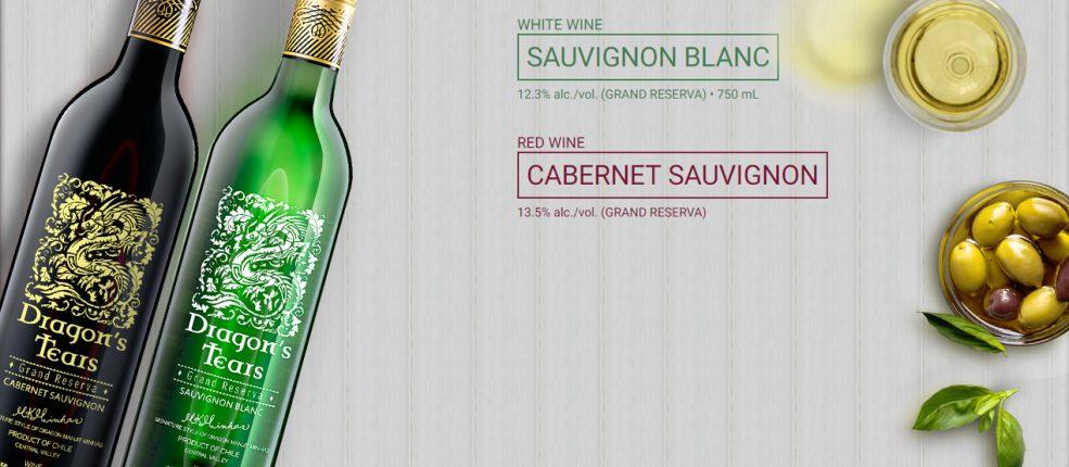 Manjit Minhas' signature wines