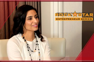 Rock*Star Entrepreneur Manjit Minhas new dragon on Dragons' Den