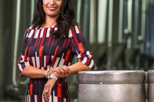 Manjit Minhas : Women of Influence article Photoshoot
