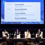 Dragons' Den famed Manjit Minhas at the ICD Conference 2016 speaker