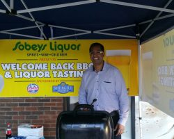 Minhas Brewery & Shergill Homes host Sobeys Liquor re-opening at Fort Mac