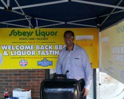 Minhas Brewery & Shergill Homes host Sobeys Liquor re-opening at Fort Mac