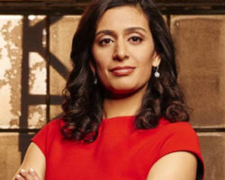 Dragons' Den star Manjit Minhas reveals how to build a successful business