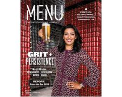 MENU Magazine : Manjit Minhas on smashing stereotypes and building an empire.