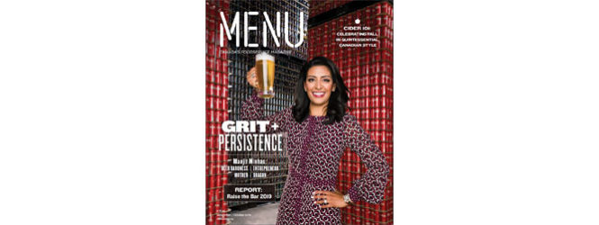 MENU Magazine : Manjit Minhas on smashing stereotypes and building an empire.
