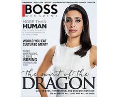 BOSS Magazine: The spirit of the DRAGON