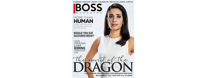 BOSS Magazine: The spirit of the DRAGON