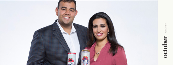 How Two Canadian Siblings Founded One of the Biggest Craft Breweries in the US